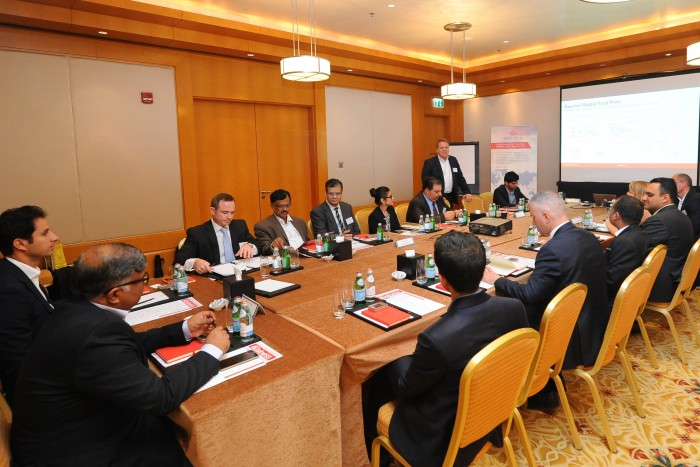 The CNME-Equinix roundtable