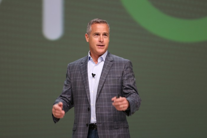 Veeam's co-CEO Peter McKay