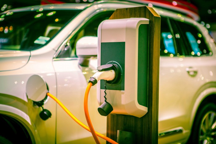 The UAE System for Electric Vehicles, the first of its kind regionally, was unveiled earlier this year.