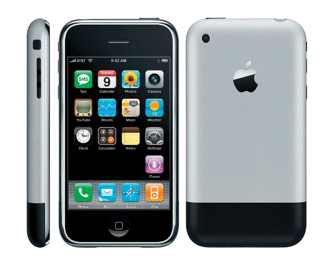 When Steve Jobs Introduced The Very First IPhone He Called It A Revolutionary And Magical Device