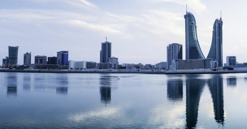 Bahrain's Financial Harbour development in Manama