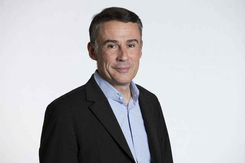 Bertrand Knopf, Executive Vice President Banking and Payment from Gemalto