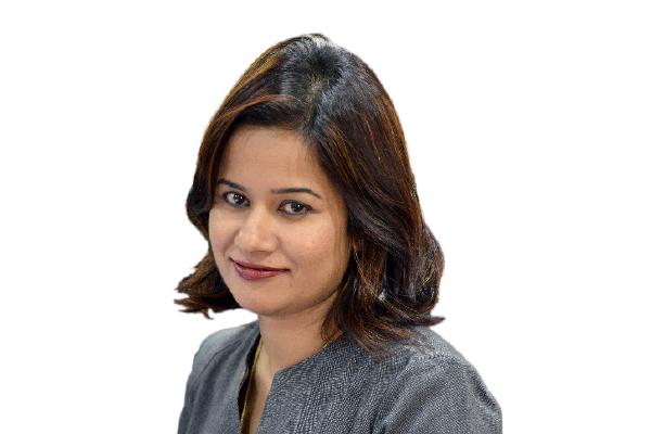 Sonali Basu Roy, marketing manager, Bulwark Technologies