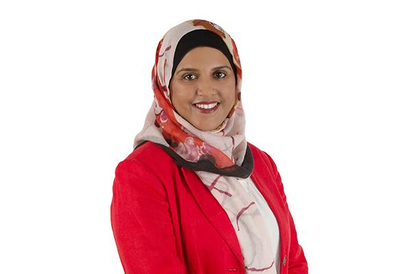 Yasmin Khaliq, marketing director, Equinix MENA
