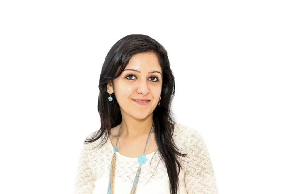 Mallika Sharma, marketing manager, Exclusive Networks ME
