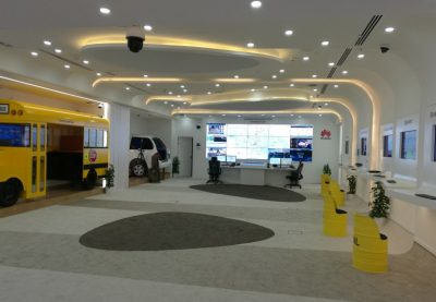 Huawei's Dubai OpenLab features sample solutions across smart cities, public safety and oil and gas