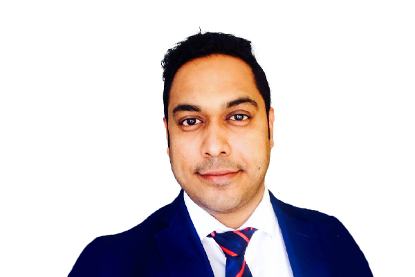 Rohan Daniel Nair, marketing head, ISYX Technologies