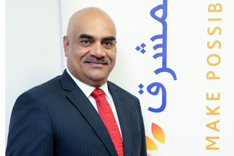 Mashreq's head of retail banking Subroto Som