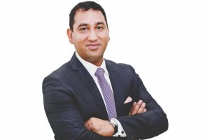 Niranj Sangal, group CEO, OMA Emirates