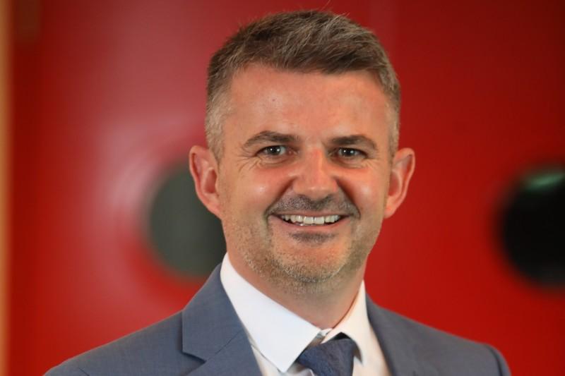 OSN's vice president of IT Damian O'Gara