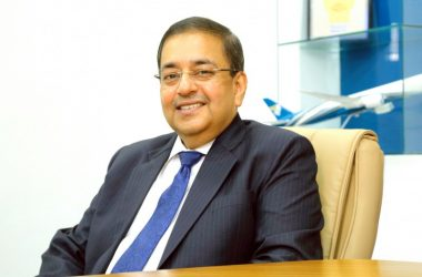 Oman Air's SVP of IT Sourav Sinha