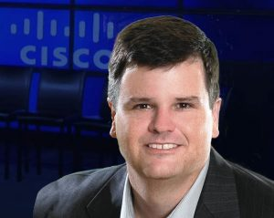 Scott Harrell, Cisco