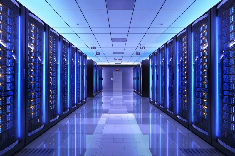 data reveals the most in cloudscene reveals most influential data centre operators
