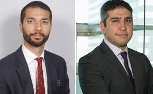 (L-R) Mohammad Sabry, Ingram Micro Training MEA and Paul Abi-Chahine, SUSE