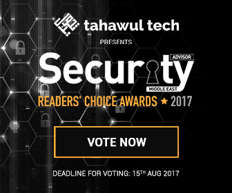 Security Advisor Middle East Readers Choice Awards 2017 | Vote Now