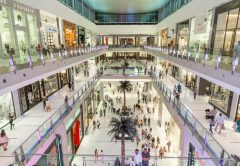 Dubai Mall's app has introduced a new navigation feature