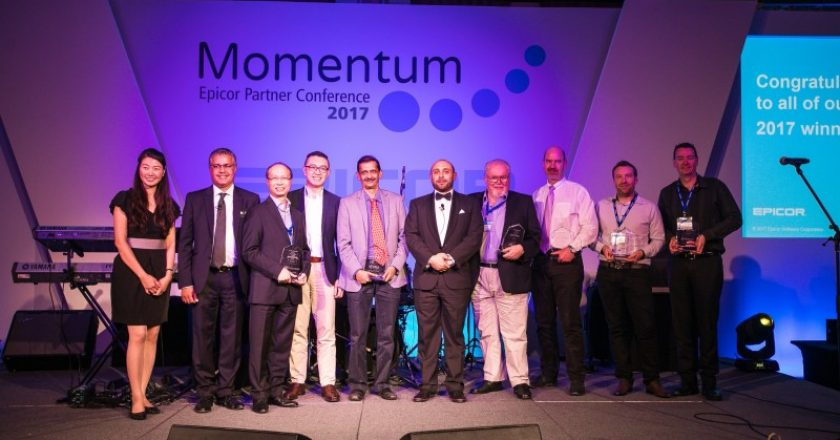 Epicor partner award winners