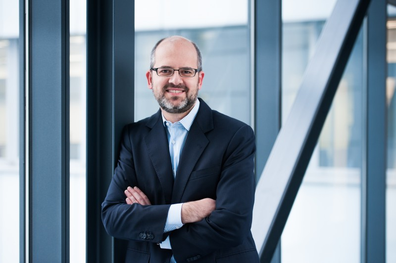 Paysafecard CEO Udo Muller