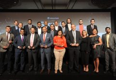 Winners of the second annual Security Advisor Middle East Awards