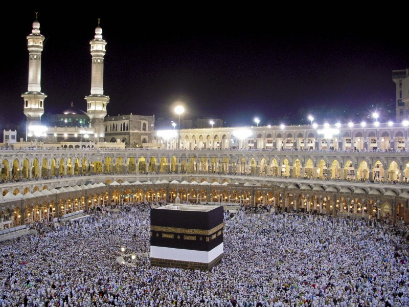 Saudi Arabia's Ministry of Culture and Information has launched a new platform which aims to recreate the Hajj experience