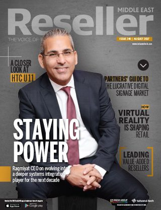 Reseller Middle East | August 2017 | Staying power