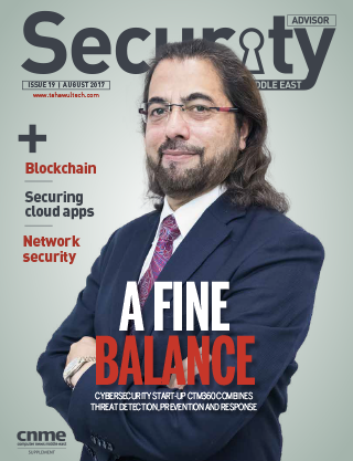 Security Advisor Middle East | August 2017 | Issue 18