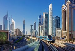 Dubai's RTA has penned an MoU with Siemens to deliver 3D-printed parts for the city's metro
