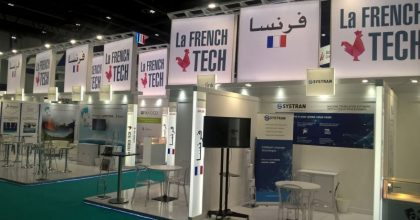 French pavilion to host 20 tech companies