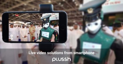 Plussh to showcase HD live video solutions