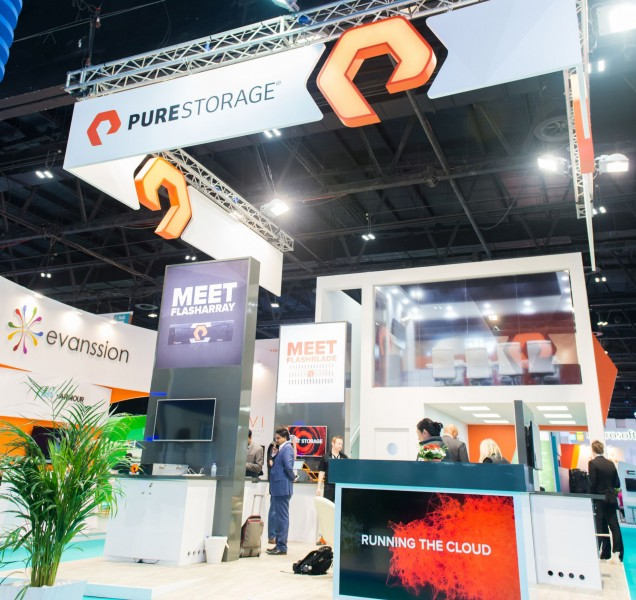 GITEX, Pure Storage