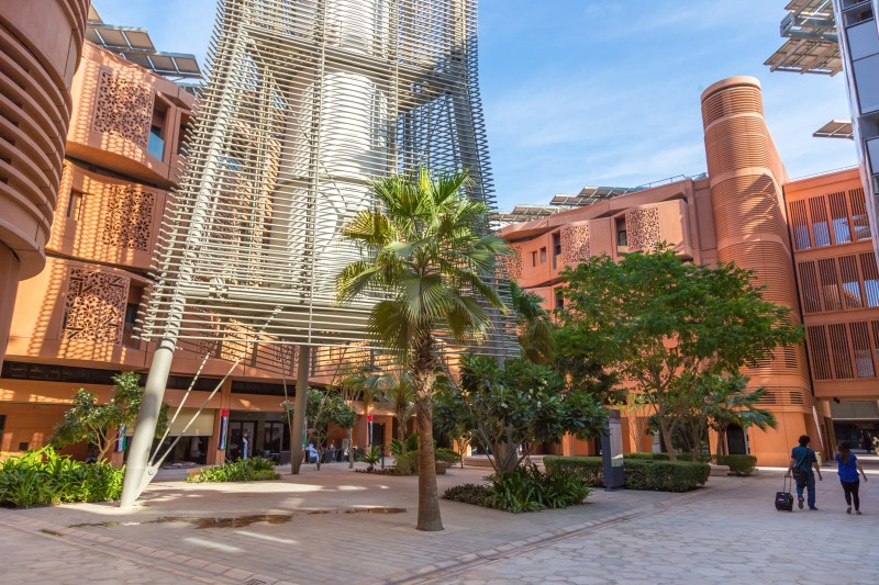 Krypto Labs has launched its new incubator in Masdar City