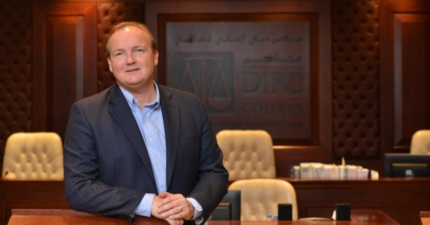 DIFC Courts CEO Mark Beer OBE