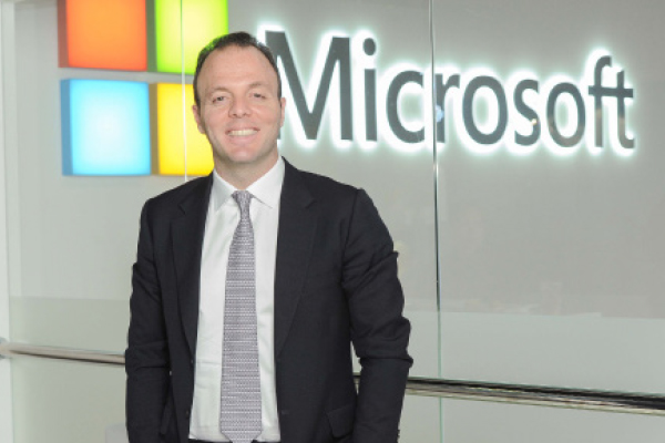 Microsoft Gulf S Chief Operating And Marketing Office Ihsan Anabtawi Hailed The Potential Of Digital Transformation In Hastening Region Economic