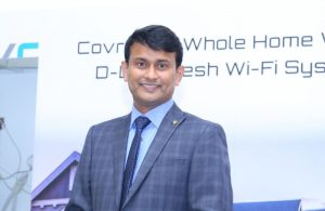Sakkeer Hussain, D-Link MEA, switches