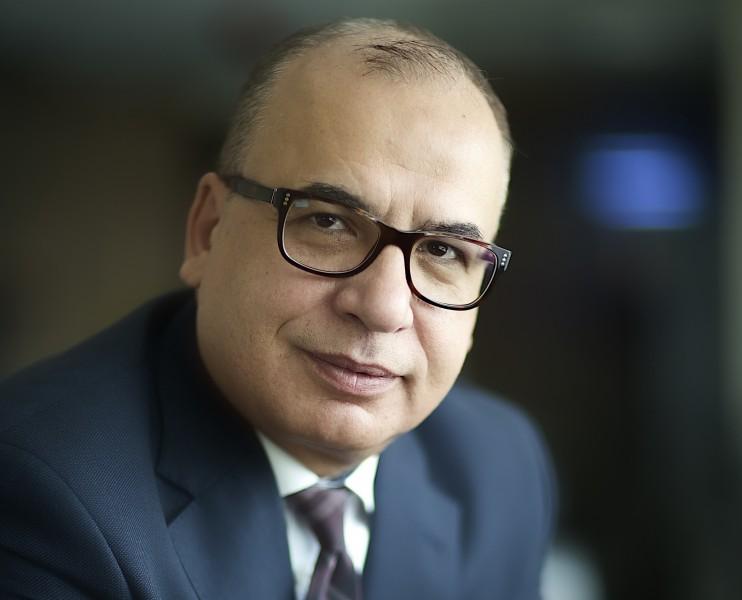 Mohammed Amin, Dell EMC's senior vice president for the Middle East, Turkey & Africa