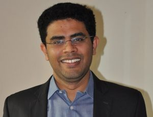 Adarsh Nair, NEC Display Solutions Middle East and Africa, SolutionsPLUSMORE