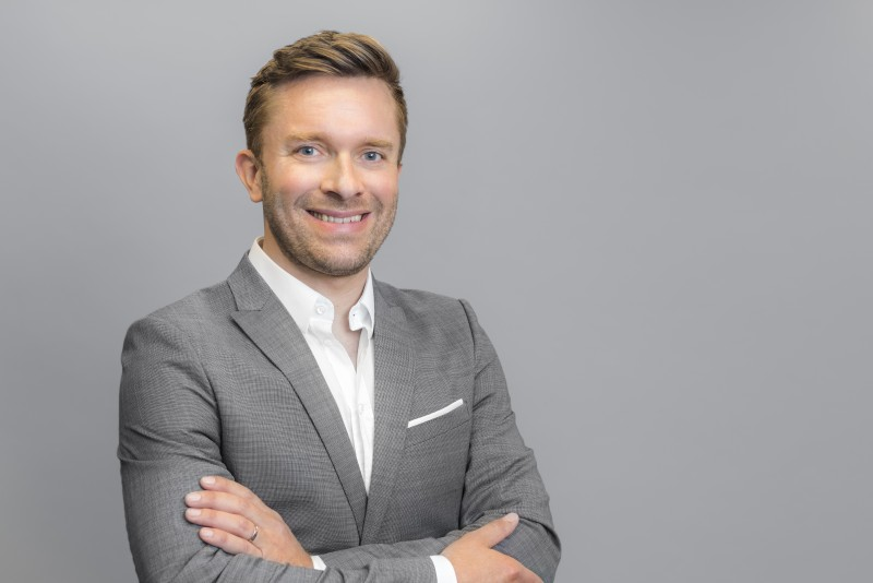 Dirk Henke, managing director for emerging markets, Criteo