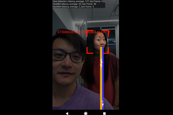 Engineers are taught a smartphone to determine when it peeping outsiders
