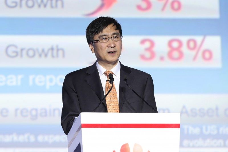 Jin Panshi, CIO, China Construction Bank