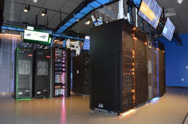 Lenovo data centre