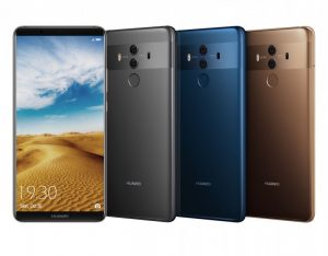 Huawei Consumer Group, Mate 10 Pro
