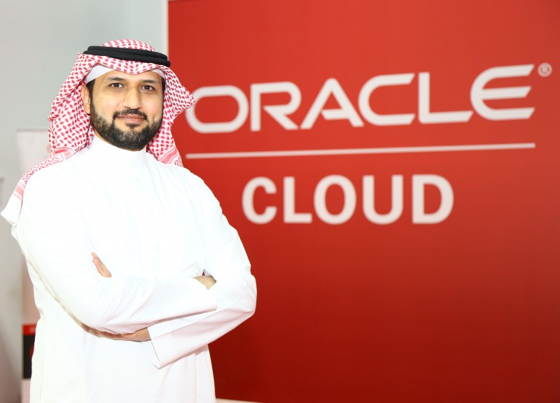 Oracle, IaaS, Saudi Arabia