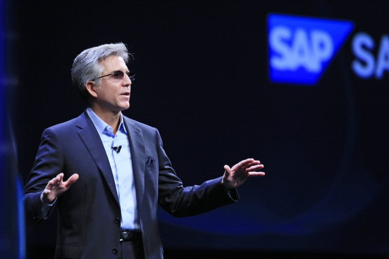 """""""The world's significant businesses trust Microsoft and SAP,"""" says SAP CEO Bill McDermott. """"Together, we will help companies win the customer-driven growth revolution."""""""