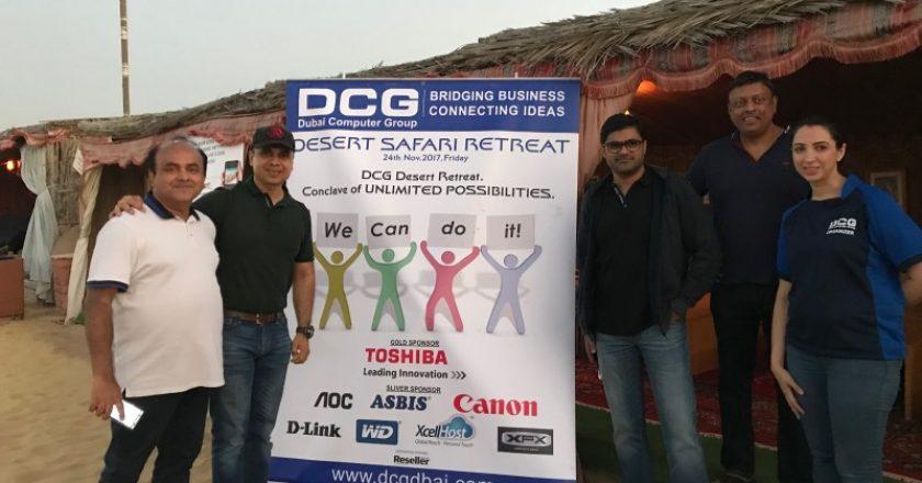 DCG Desert Safari