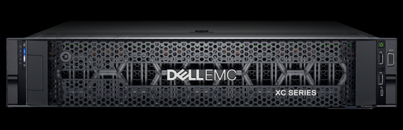 Dell EMC XC Series_PowerEdge 14th gen, HCI