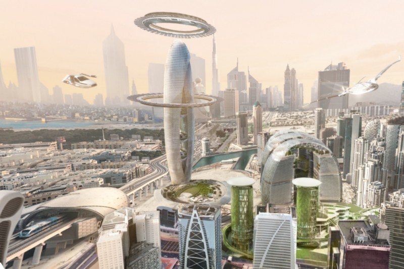 Earth 2050, Kaspersky Lab, technology, Dubai, IT