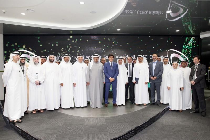 Etisalat Open Innovation Centre