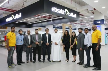 'Business in a box', Etisalat