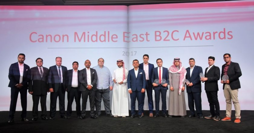 KSAchannel partners. Imaging Inspired, Canon Middle East
