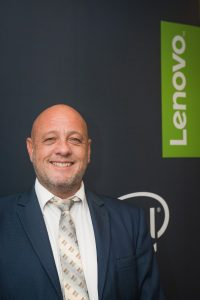 Russell Theron, Data Center Group, Lenovo Middle East and Africa